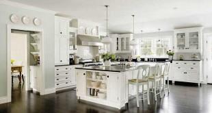 tạo ngôi nhà ấn tượng với màu trắng