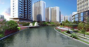 khu đô thị mizuki park